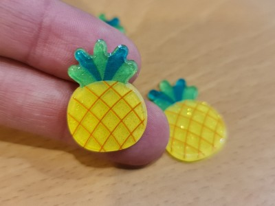 جینگیلی آناناس یک عددی
