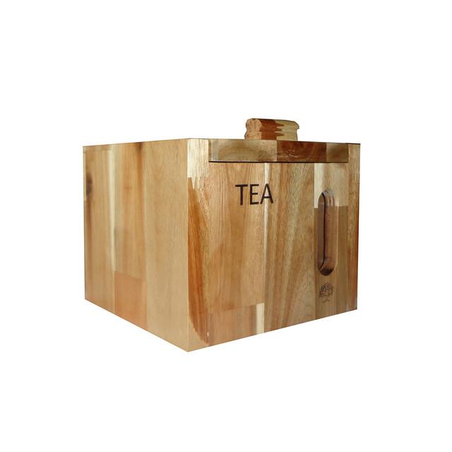 ظرف چای آکاشیا مدل 22205