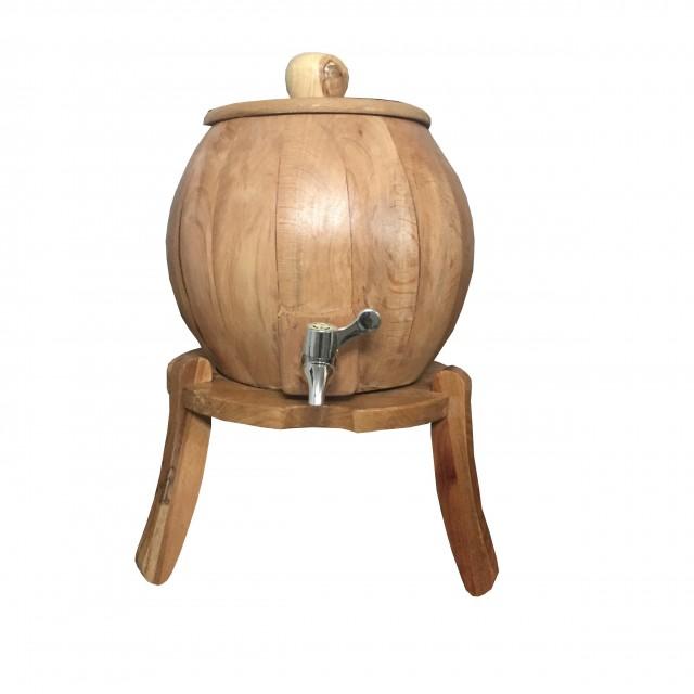 بشکه چوبی توپی کد 9955