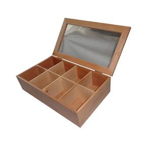 جعبه چای کیسه ای مدل 1204