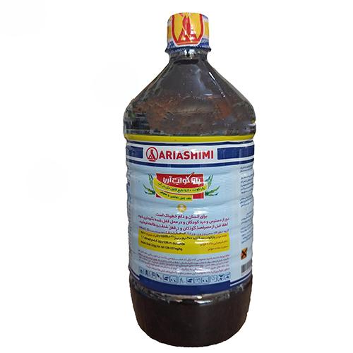علفکش پاراکوات آریا شیمی - 1 لیتر