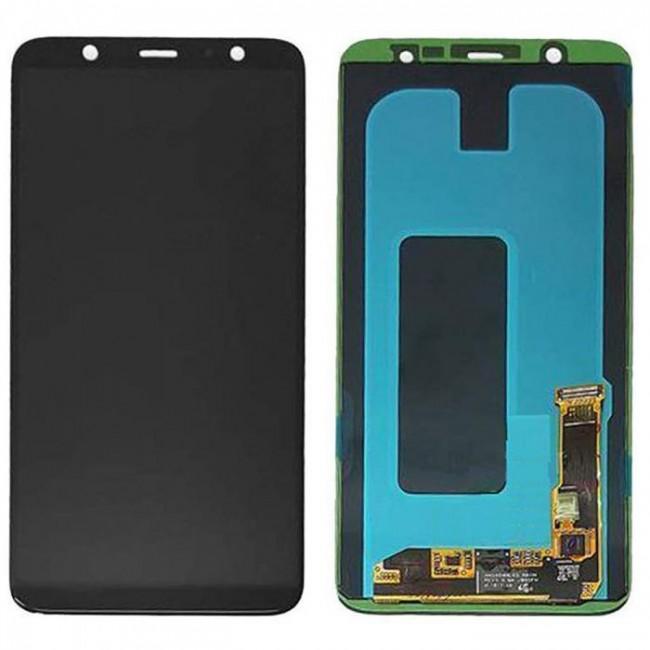 تاچ  و ال سی دی شرکتی سامسونگ Lcd samsung Galaxy a6 plus A605