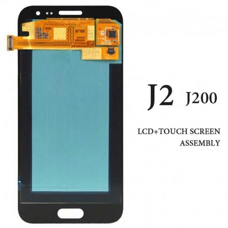 تاچ و ال سی دی سامسونگ  LCD  SAMSUNG GALAXY j2 -  j200