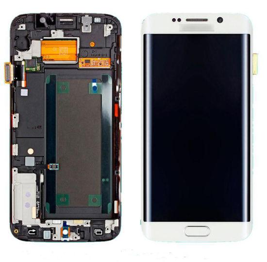 تاچ و ال سی دی شرکتی سامسونگ lcd Samsung Galaxy S6 Edge G925F + آموزش تعویض