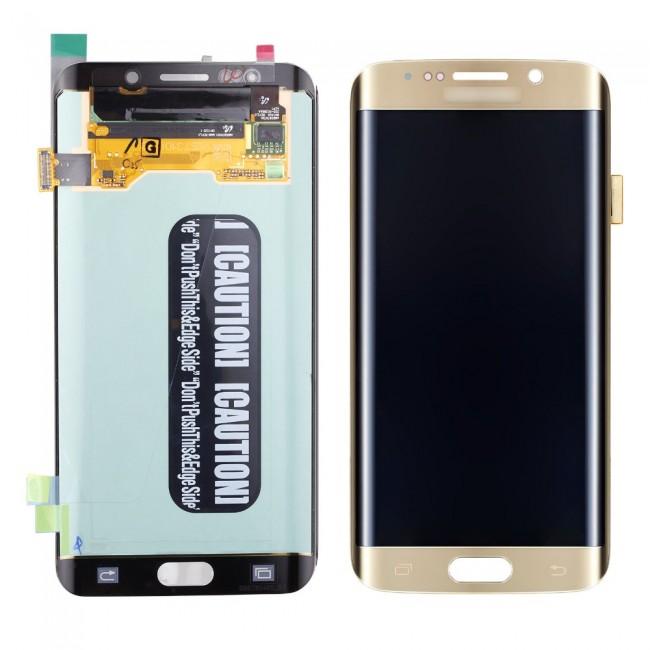 تاچ و ال سی د ی  سامسونگ   lcd samsung G928f S6 EDGE PLUS اورجینال