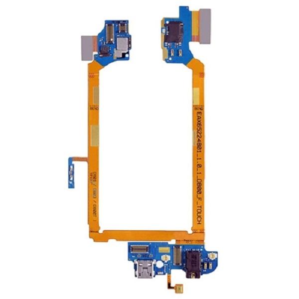 فلت شارژ ال جی جی2 FLAT CHARGE LG G2 D802