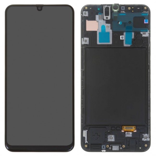 تاچ  وال سی دی اصلی گوشی سامسونگ آ30  LCD SAMSUNG A30 a305