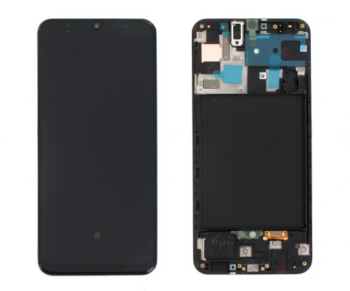 تاچ  و ال سی دی گوشی سامسونگ آ50اس  LCD SAMSUNG A50S a507