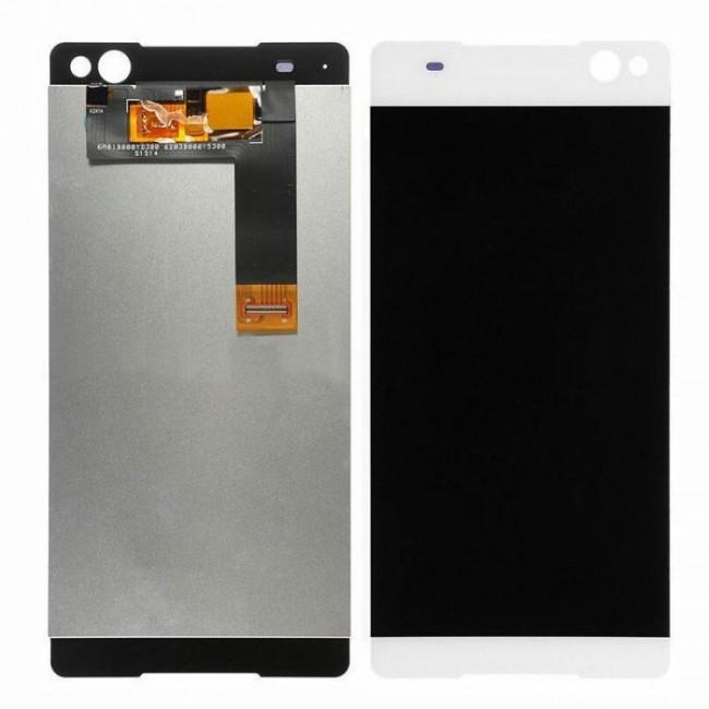 تاچ و ال سی دی گوشی سونی سی5  LCD SONY XPERIA C5 Ultra E5563 E5553 E5533 E5506