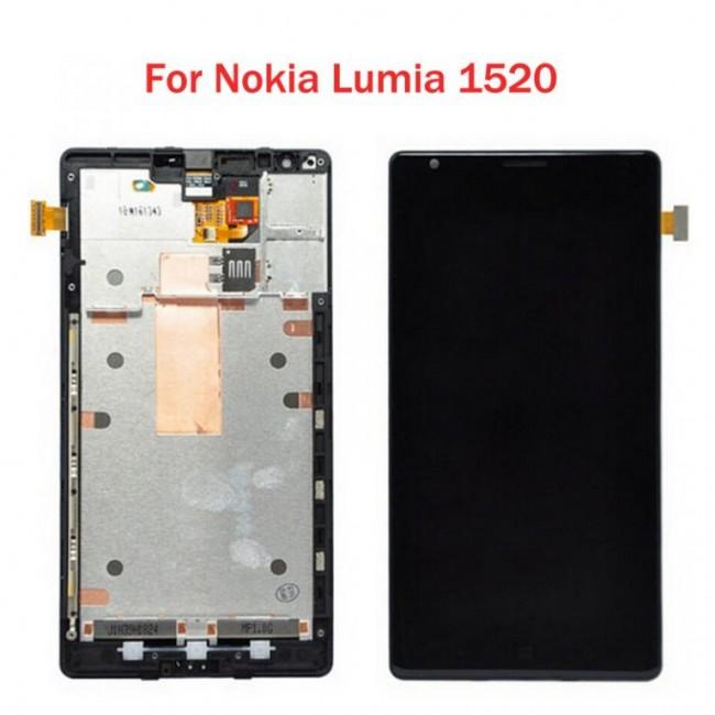 ال سی دی گوشی نوکیا لومیا LCD Nokia lumia 1520