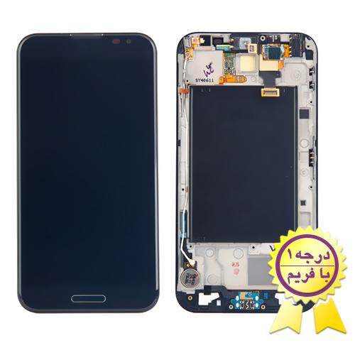 ال سی دی گوشی ال جی استایلوس 3 با فرم LCD LG Stylus3 M400 with frame
