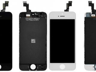 تاچ و ال سی دی  LCD IPHONE 5C