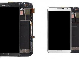 تاچ و ال سی د ی اورجینال سامسونگ گلکسی  samsung galaxy N900 N9005 NOTE3