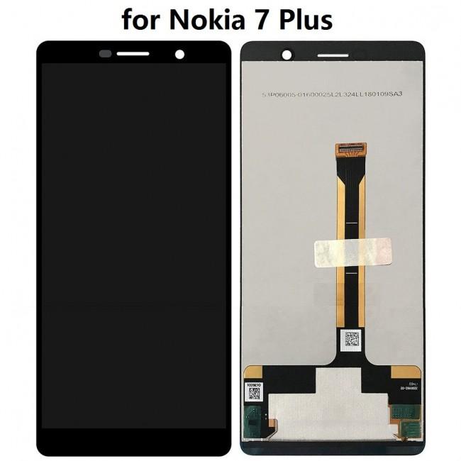 ال سی دی نوکیا 7 پلاس   LCD Nokia 7 plus