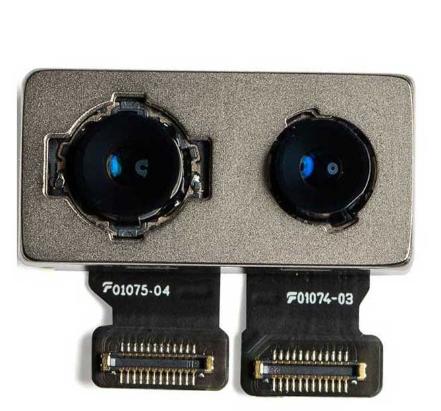دوربین پشت ایفون 8 پلاس / back camera iphone 8 plus