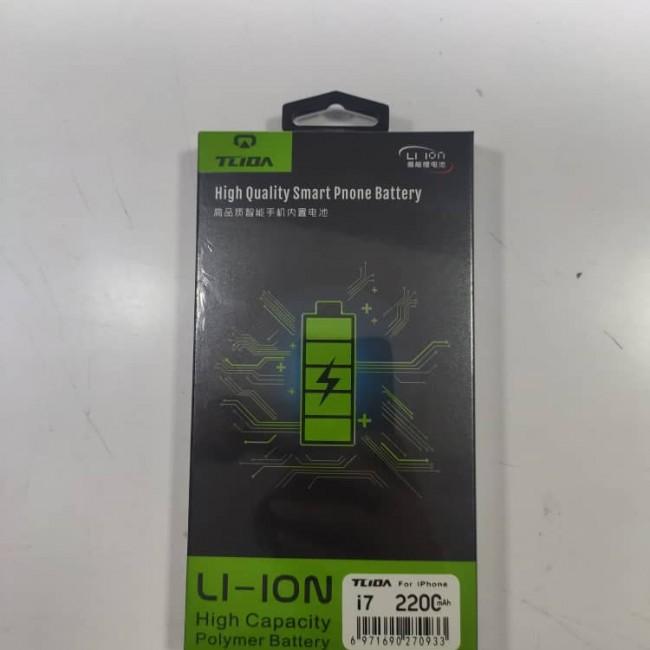باتری تقویتی ایفون 8 های کپیسیتی / battery iphone 8 hi capacity