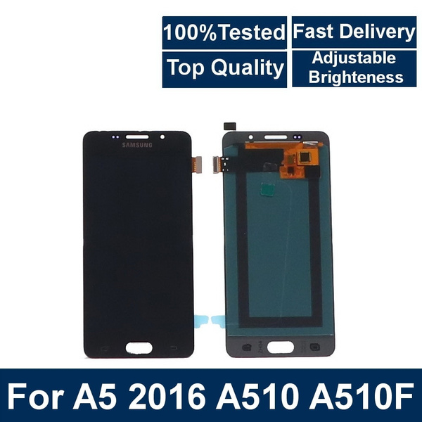 تاچ و ال سی دی  ایسی دار سامسونگ  LCD SAMSUNG GALAXY A510 A5 2016