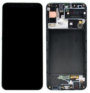 تاچ  و ال سی دی اصلی  گوشی سامسونگ آ30 اس LCD SAMSUNG A30S a307