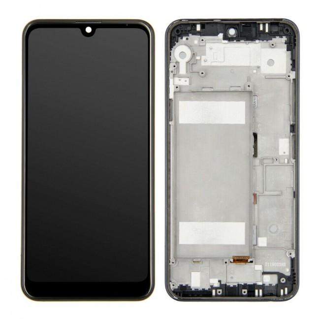 تاچ ال سی دی الجی LCD LG Q60