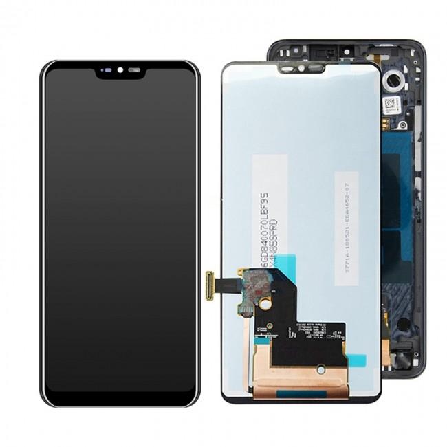 تاچ ال سی دی الجی LCD LG Q9