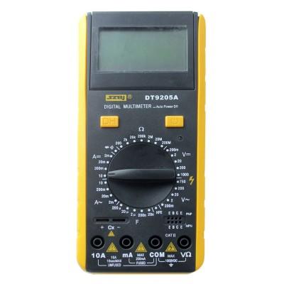 مولتی متر دیجیتال SZBJ مدل DT-9205A