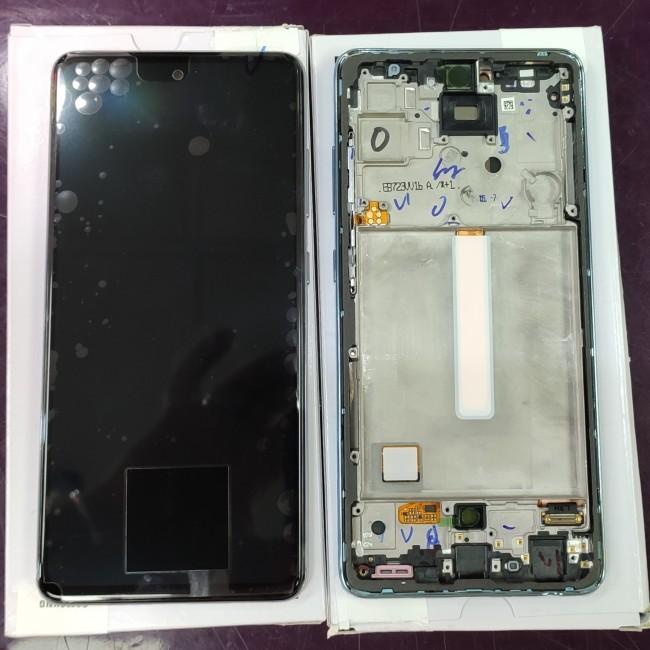 تاچ و ال سی دی اصلی شرکتی سامسونگ آ 52   Samsung Galaxy A525 - A526