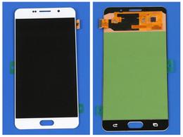 تاچ و ال سی دی سامسونگ شرکتی LCD SAMSUNG GALAXY A710 A7 2016