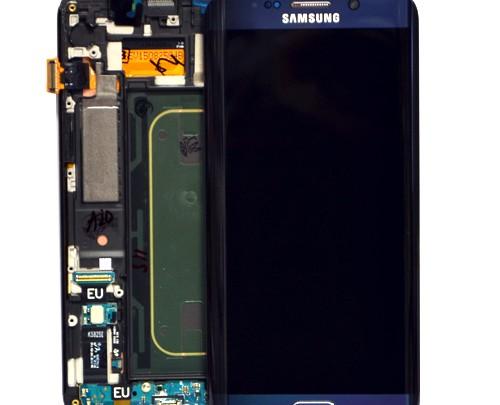 تاچ و ال سی د ی  سامسونگ   S6 EDGE PLUS اورجینال