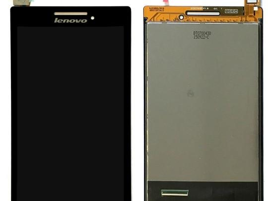 تاچ و ال سی دی لنوو LENOVO A7-10