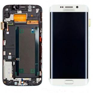 تاچ و ال سی دی شرکتی سامسونگ Samsung Galaxy S6 Edge G925F + آموزش تعویض