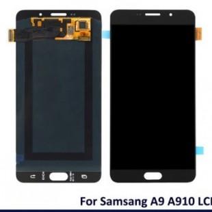 تاچ  و ال سی دی  سامسونگ ال سی دی گوشی سامسونگ آ9 آ9 پرو  LCD SAMSUNG A910 A9 pro