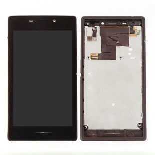 تاچ و ال سی دی گوشی سونی ام2  LCD SONY XPERIA M2 D2305 D2303 D2306 D2302 S50H