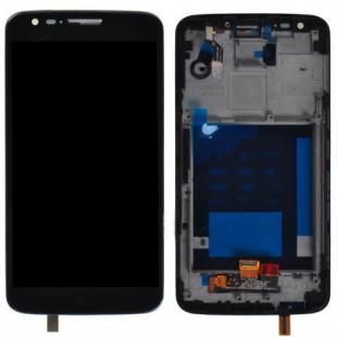 ال سی دی گوشی ال جی جی2 مینی با فرم LCD LG G2 Mini D618 with frame