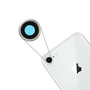 گلس دوربین ایفون 8