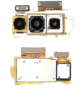 دوربین پشت  samsung S10 plus