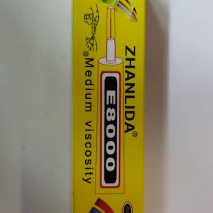 چسب E 8000 / 50ML