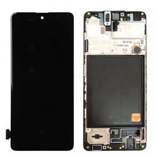 تاچ ال سی دی سامسونگ LCD SAMSUNG A51