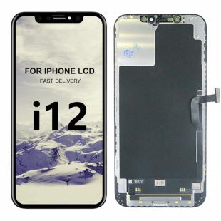 تاچ ال سی دی اصلی آیفون LCD IPHONE 12
