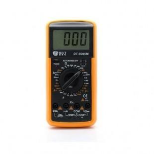 مولتی متر دیجیتال اکسل مدل EXCEL DT-9205A