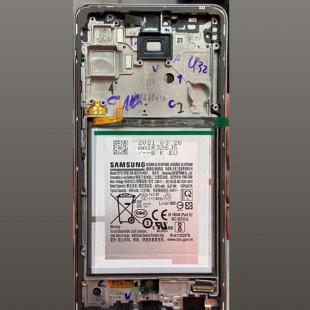 تاچ و ال سی دی اصلی شرکتی سامسونگ Samsung Galaxy A52