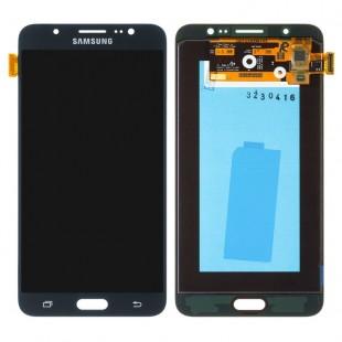 تاچ و ال سی دی گلس تعویض سامسونگ  TOUCH & LCD Samsung J710 Galaxy J7 (2016)