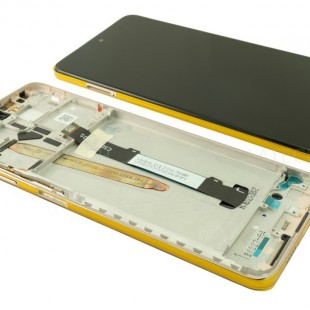 تاچ و ال سی دی شیائومی پوکو ایکس 3 پرو | LCD XIAOMI POCO X3 PRO با فریم اورجینال شرکتی