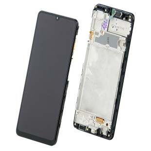 تاچ و ال سی دی سامسونگ آ 22 (4G)    LCD SAMSUNG A22 (4G) - A225  با فریم اورجینال شرکتی