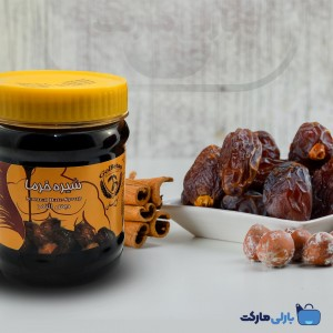 شیره خرما 450گرمی گل بهان