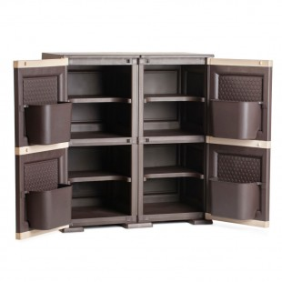 کد 1141 جاکفشی 2 طبقه 2درب وندیک – Asia Venedik Shoes Cabinet