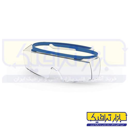 عینک ایمنی uvex مدل super OTG