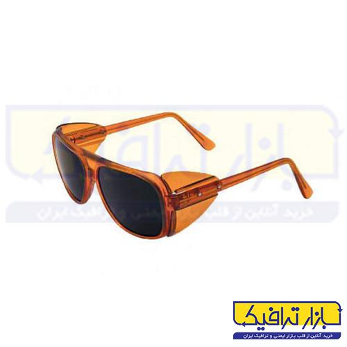 عینک ایمنی جوشکاری فریم دار pan taiwan مدل SE2130-G5