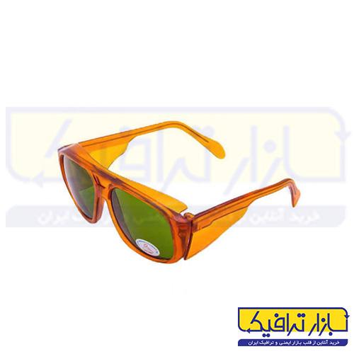 عینک ایمنی جوشکاری فریم دار pan taiwan مدل SE2130-G3