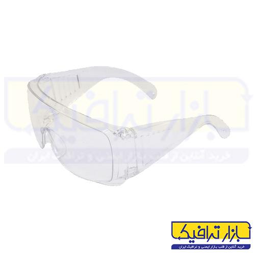 عینک رو عینکی totas سفید مدل AT 116