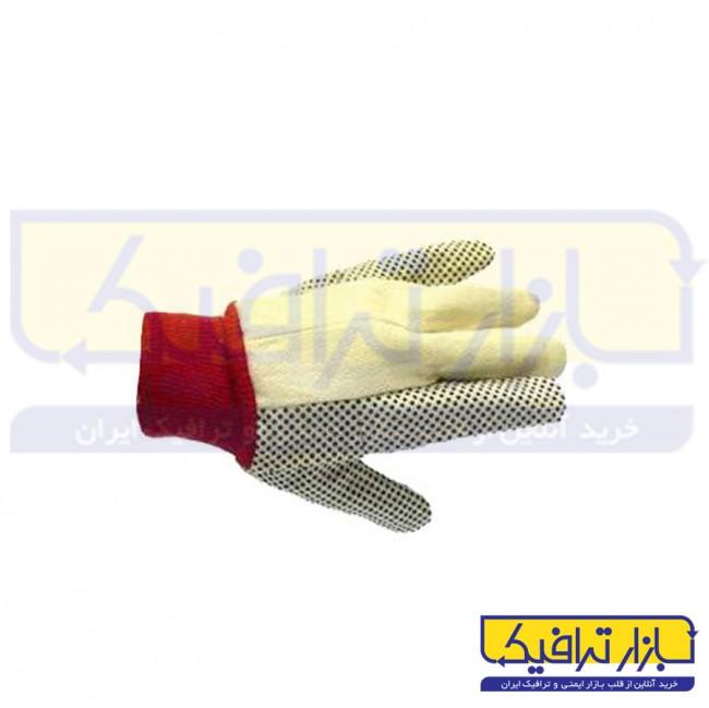 دستکش کار خالدار per4mer